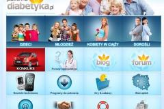 Projektowanie aplikacji Platforma diabetyka