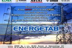 Zaproszenie na Targi Energetab