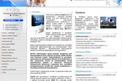 Layout strony www donfinansowania.pl