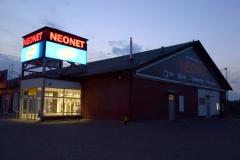 Szyldy, neony
